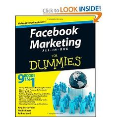 Before you jump into Facebook, read this book to develop a sound marketing plan and understand the nuances of the platform -- and how to make it work for you! $19.40 {affiliate}