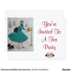 1124 Best Tea Party Invitation Images In 2019 Tea Party
