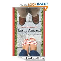 Easily Amused [Kindle Edition], (contemporary fiction, karen mcquestion, easy read, kindle, good price, b001hbibny, boring, cheap kindle books, chick lit, jenn ruben)
