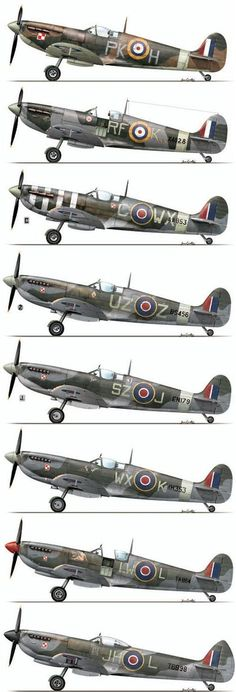 WW2 - Allied Aircraft