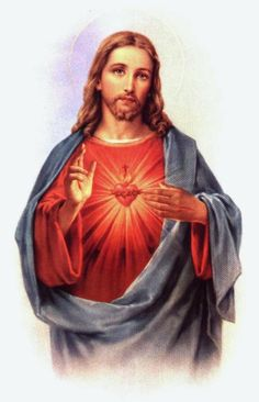 JESUS CHRIST The central figure of the Christian faith is our Lord and Savior Jesus Christ, the Son of God. Christ Jesus is the Messiah pr. Image Jesus, Jesus Christ Images, Religious Pictures, Jesus Pictures, Religious Art, Jesus Pics, Holly Pictures, Heart Of Jesus, Jesus Is Lord