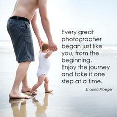 The journey of a photographer is their passport to the imaginative world. Enjoy every bit of it.