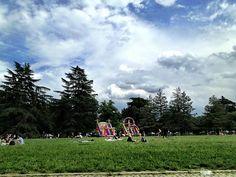 Twitter / destemperadinho: Lugar perfeito no final de semana em #Bologna #blogville: Giardini Margherita