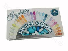 """Confetti sweett colors colore sfumato blu """"Senza Glutine"""""""