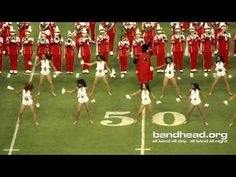 Clark Atlanta Univ. Marching Band (2011) - Honda Battle of the Bands