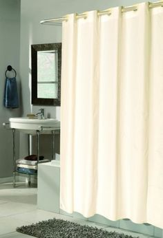 Shower Curtain Ideas - You can make these as inspiration for your Shower Curtain.