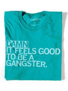 Gangster T-Shirt Uncovet