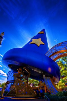 Sorcerers Hat- Hollywood Studios, Walt Disney World