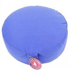 Poduszka do medytacji - Jasny niebieski Design