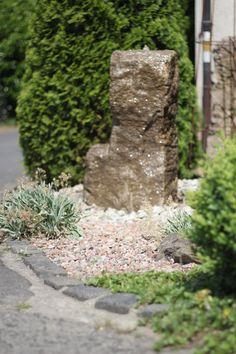 Wasserspiel ☯ Brunnen ☯ Naturstein ☯ Quellstein ☯ Muschelkalk ☯ Wasser Im  Garten Ausstellung BRUNNENSCHMIEDE.