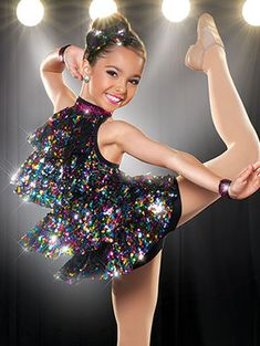 "A Wish Come True Girls ""Reet Petite"" Sequin Fringe Performance Shorty Unitard Dance Moms Costumes, Tap Costumes, Dance Outfits, Dance Dresses, Dance Skirts, Jazz Dance Poses, Ballet Fashion, Girl Dancing, Dance Wear"