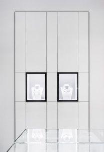 Georg Jensen London Store by Studio David Thulstrup | Yellowtrace