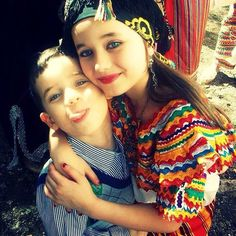 kabyle algeria cute kids