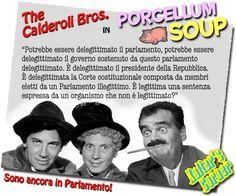 Kalter's Corner: Porcellum Soup