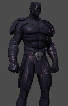 Black Panther concept art