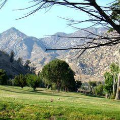 Kern Valley Golf Course in Kernville, CA
