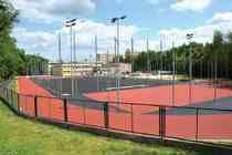 Powstał nowy kompleks boisk