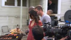 On set of Furious 6, Fast And Furious, Paul Walker, On Set