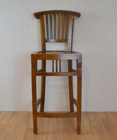 Solid Teak Bar Chair Batavia