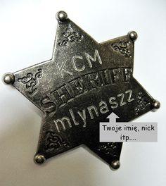 Identyfikator odznaka imienna