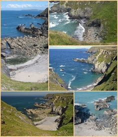 Mutton Cove near Godrevy Cornwall.