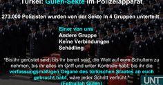 Türkei: Gülen-Sekte im Polizeiapparat