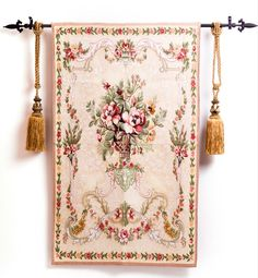 """High Quality Jacquard Tapestry Luxury Home Decorations Wall Paintings Wedding and Business Gifts """"Odessa"""" 70*90CM GT-ADS067"""