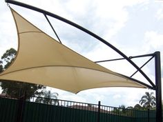Shade sails,tension structures, architectural membrane structures, tensile fabric roofs, tarpaulins, tarps, and accessories by Abacus Shade