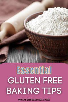 Gluten Free Kitchen, Gluten Free Living, Healthy Gluten Free Recipes, Gluten Free Treats, Homemade Almond Milk, Nerf Gun, Diabetic Meals, Fake Food, Baking Tips