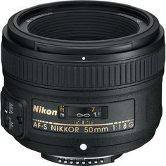 Nikon 50mm F/1.8: Picture 1 regular