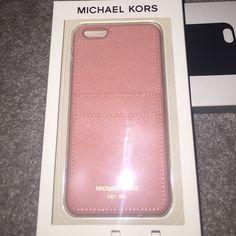 Michael Kors  IPHONE 6 Plus case. NWT Michael Kors  IPHONE 6 Plus case. NWT Michael Kors Accessories Phone Cases