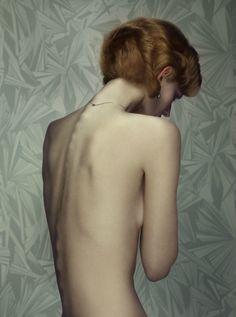 Keyhole 05 by Erwin Olaf 2012