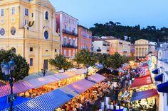 Nice, Cours Saleya Market