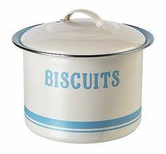 Jamie Oliver Biscuit Container Barrel JB8980
