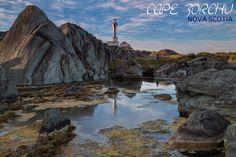 Cape Forchu - Nova Scotia