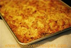 Crunchy Macaroni & Cheese with Bacon {Webisode - The Naptime Chef Macaroni And Cheese Bacon, Soup Appetizers, Other Recipes, Pasta Dishes, Casserole Recipes, Vegetable Recipes, Food For Thought, Cooking Recipes, Yummy Food