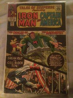 Tales Of Suspense, Captain Marvel, Avengers, Comic Books, Comics, The Originals, The Avengers, Cartoons, Cartoons