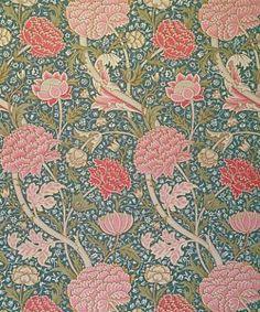 William Morris Tapestry - Textile - Cray by William Morris