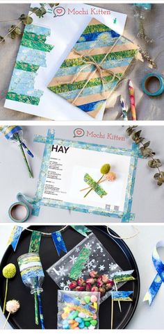 Make your journal your canvas with these Van Gogh inspired washi tapes. Washi Tape Crafts, Washi Tapes, School Accessories, Van Gogh Paintings, Pencil Pouch, Sticky Notes, Bujo, Stationery, Scrapbook