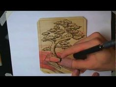 Walnut Hollow® | Wood Burning for Beginners using the Creative Versa-Tool® - YouTube