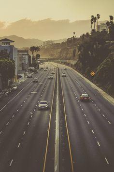 One of my favorite drives: Santa Monica heading into Malibu!