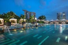 Mandarin Oriental Singapore Nestled in the... | Luxury Accommodations