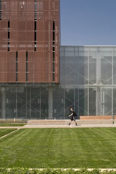 The Ohio University Regional Chilled Water Plant | Columbus, OH | United States | Metal in Architecture 2015 | WAN Awards