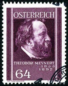 Resultado de imagem para selo de Theodor Hermann Meynert