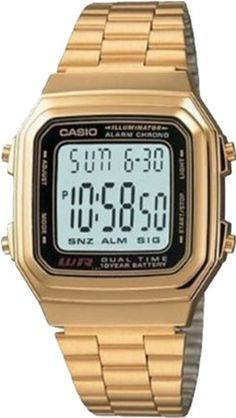 2dec121a92c Casio Watch - A178WGA1A (Size  men) Casio Casio Classic