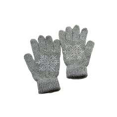 faf2067f98a Women Soft Wool Blend Gray   Glitter Gloves One Size Fits Most NWT NEW