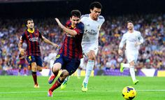 Ngày 25/10 tới, Real và Barca sẽ có trận thư hùng tại Bernabeu trong khuôn khổ vòng 9 La Liga.