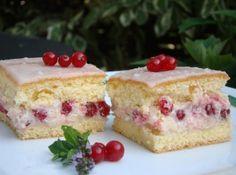 Grízes gyümölcsös süti recept