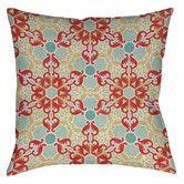 Found it at Wayfair - Tea House Patterns 11 Printed Throw Pillow