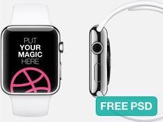 Apple Watch Free Template